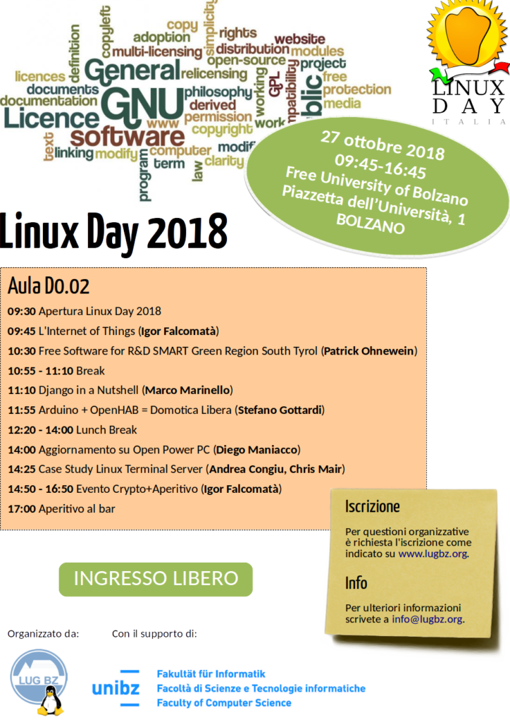 Linux Day