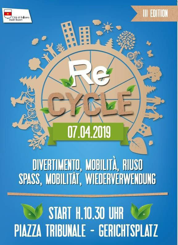 "Festival ""Recycle"" Bozen"