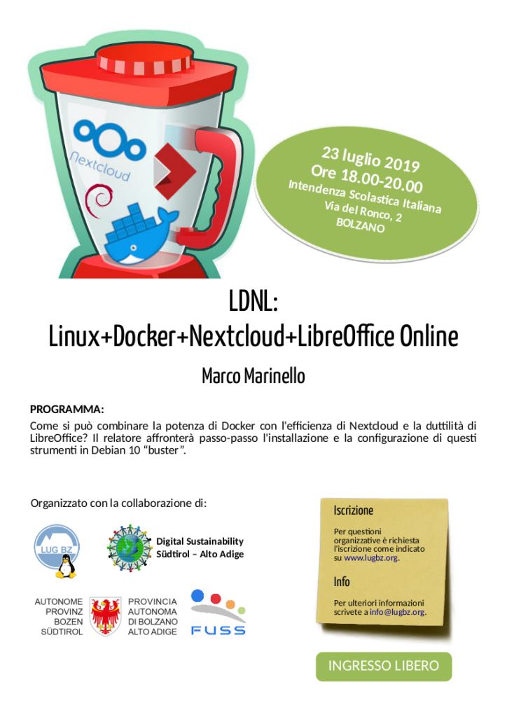Libreoffice Docker